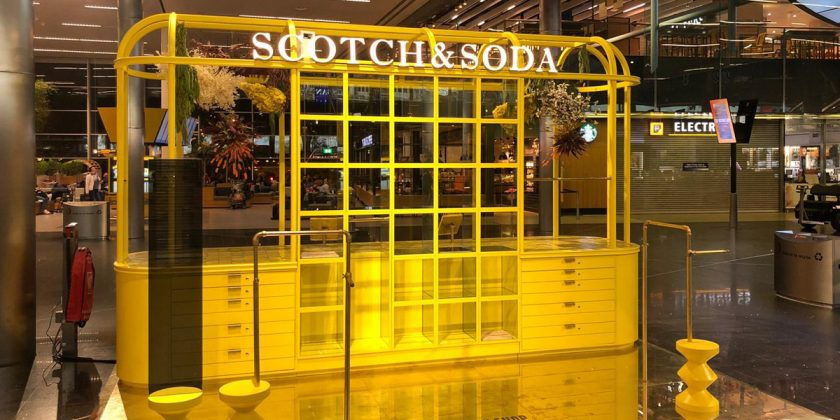 Scotch & Soda Holiday Shop