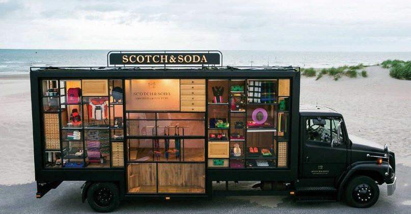 Scotch & Soda Truck