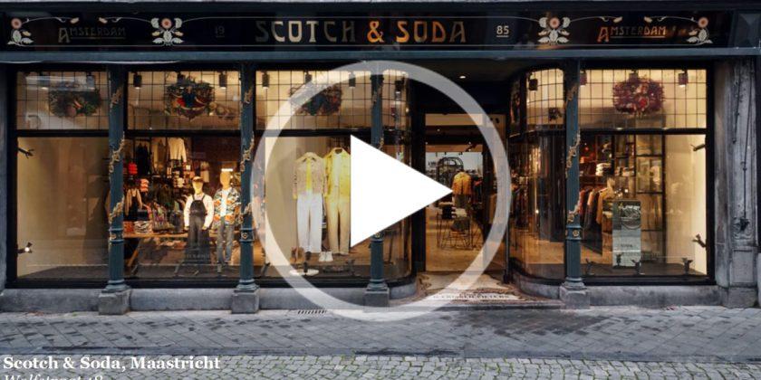 Scotch & Soda Maastricht – zojuist geopend!